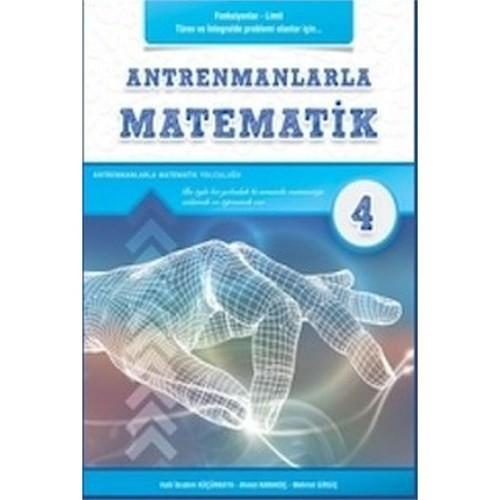 Antrenman Yayınları Antrenmanlarla Matematik 4 - Mehmet Girgiç