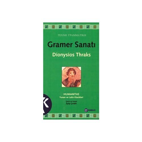 Gramer Sanatı
