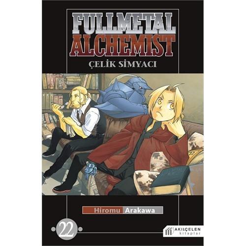 Fullmetal Alchemist: Çelik Simyacı 22
