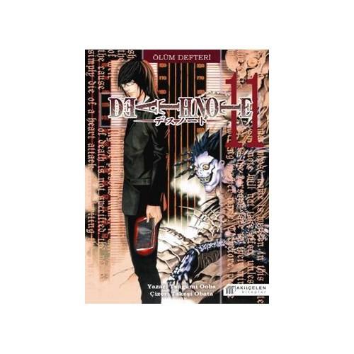 Death Note - Ölüm Defteri Cilt: 11
