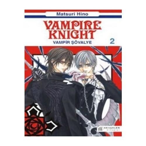 Vampir Şövalye 2-Matsuri Hino