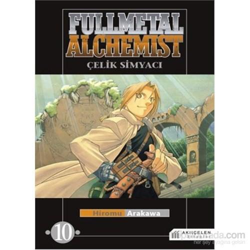 Fullmetal Alchemist - Çelik Simyacı 10-Hiromu Arakawa