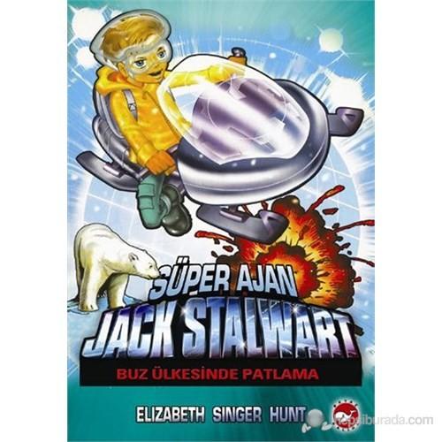 Süper Ajan Jack Stalwart - Buz Ülkesinde Patlama