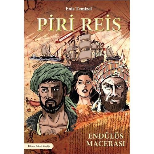 Piri Reis: Endülüs Macerası