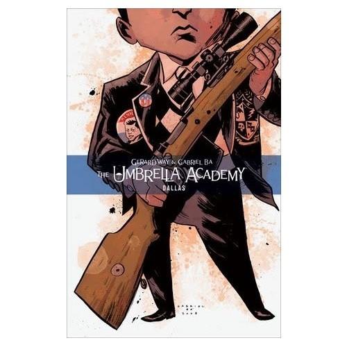 Şemsiye Akademisi 2: Dallas Türkçe Çizgi Roman