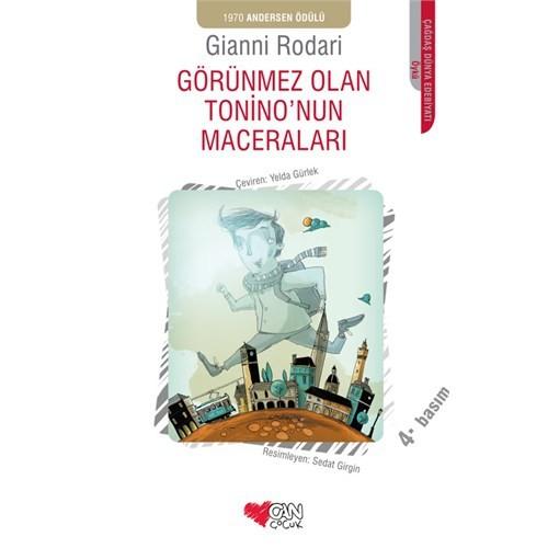 Görünmez Olan Tonino'Nun Maceraları-Gianni Rodari