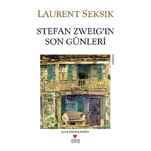 Stefan Zweig'İn Son Günleri-Laurent Seksik