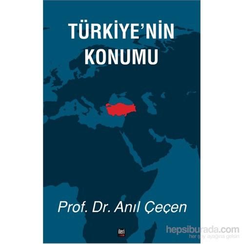 Türkiye'Nin Konumu-Anıl Çeçen