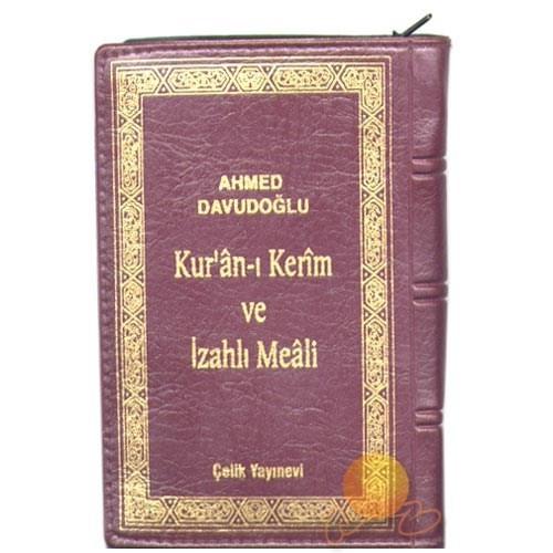 KUR'AN-I KERİM VE İZAHLI MEALİ (CEPBOY)