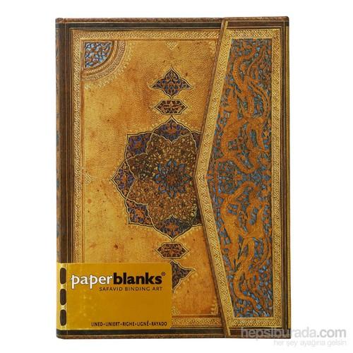 Paperblanks Pb-3-1602-1 Safawidische Midi Çizgili Defter