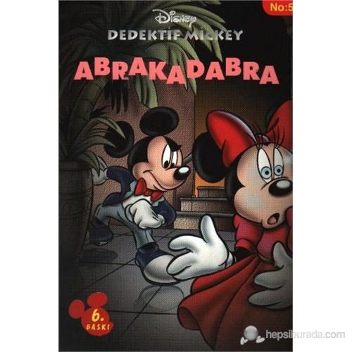 Dedektif Mickey 05 Abrakadabra-Charlie Meunier