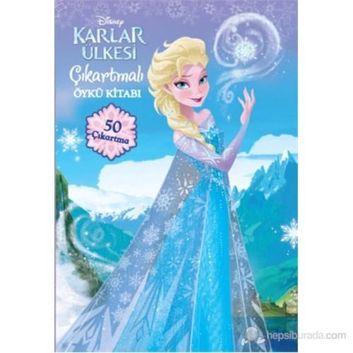 Disney Karlar Ülkesi - Çıkartmalı Öykü Kitabı-Kolektif