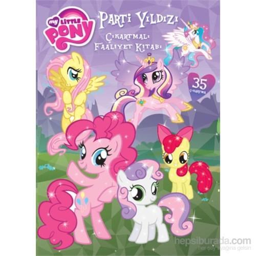 My Little Pony Parti Yıldızı - Çıkartmalı Faaliyet Kitabı