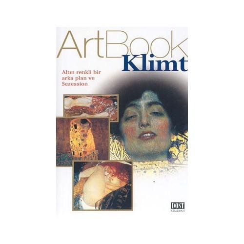 Klimt: Altın Renkli Bir Arka Plan Ve Sezession (Artbook)