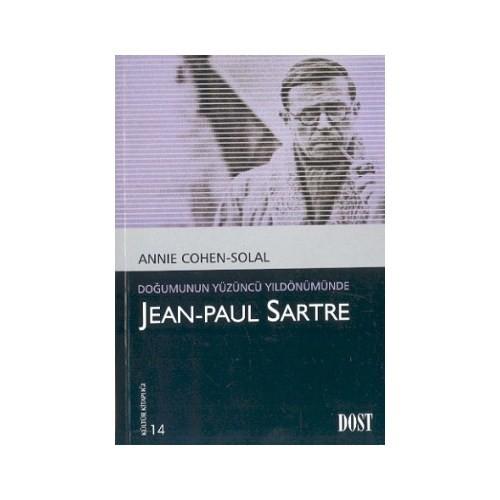 Doğumunun Yüzüncü Yıldönümünde Jean-Paul Sartre