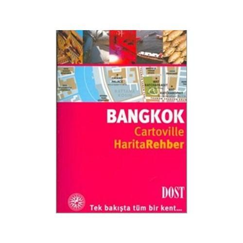 Bangkok Cartoville Harite Rehber-Alban Gilquin