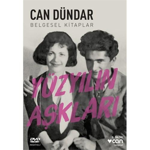 Yüzyılın Aşkları (DVD Hediyeli) - Can Dündar