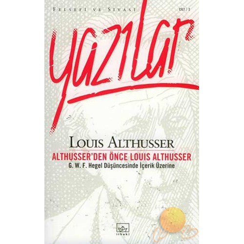 Althusser'den Önce Louis Althusser
