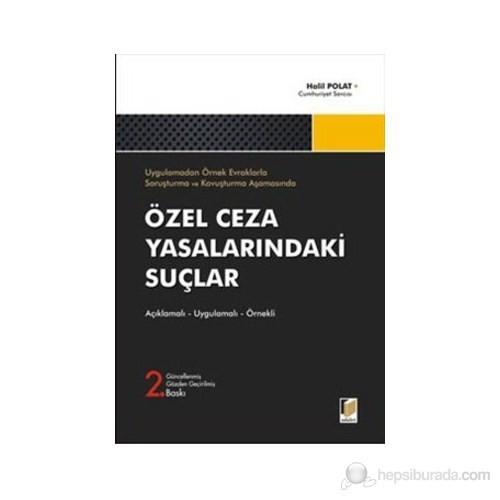 Özel Ceza Yasalarındaki Suçlar-Halil Polat