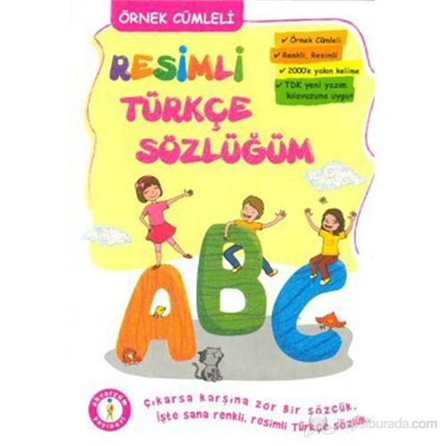 Resimli Türkçe Sözlüğüm (Büyük Boy) (Örnek Cümleli) - Erdal Çakıcıoğlu