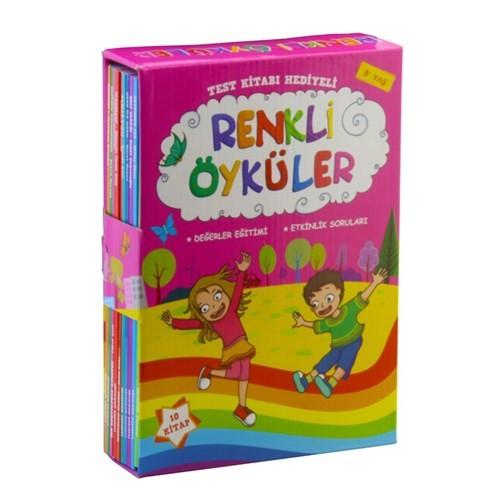Renkli Öyküler Seti (10 Kitap Takım)