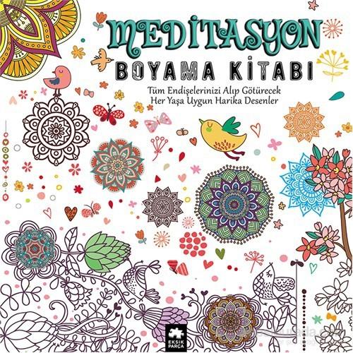 Meditasyon Boyama Kitabı