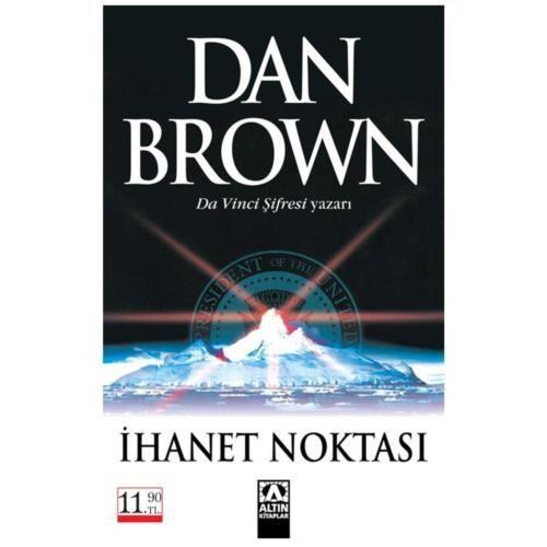 İhanet Noktası (Cep Boy) - Dan Brown