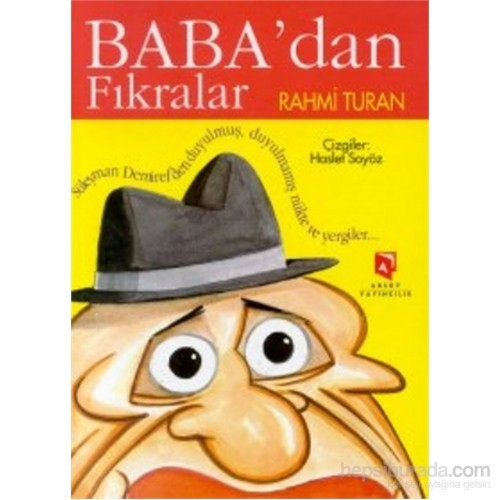 Baba'Dan Fıkralar-Rahmi Turan
