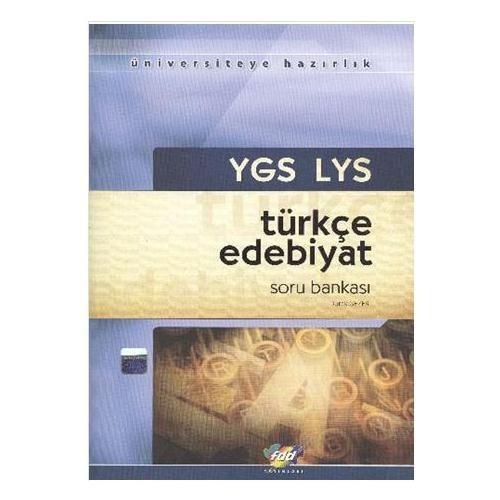 Fdd Ygs-Lys Türkçe - Edebiyat Soru Bankası