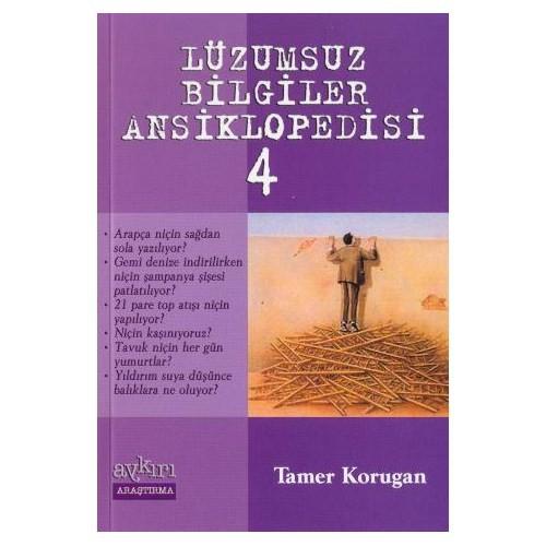 Lüzumsuz Bilgiler Ansiklopedisi-4