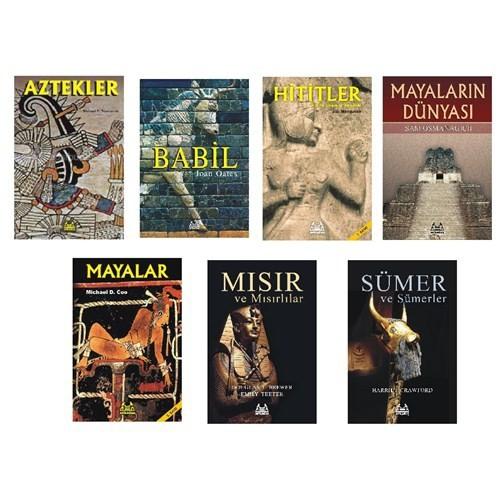 Tarihe Yön Veren Uygarlıklar Seti (7 Kitap)