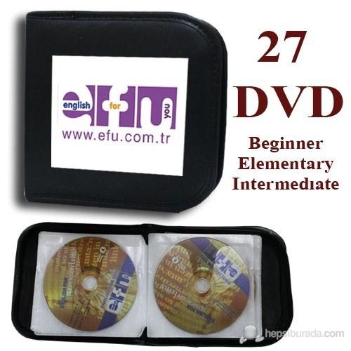 Efu Education Pratik Seti (27 DVD)