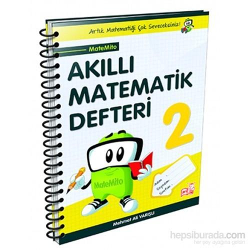 Arı Yayıncılık 2. Sınıf Matemito Akıllı Matematik Defteri
