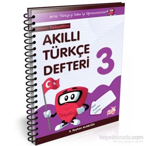Arı Yayıncılık 3. Sınıf Türkçemino Akıllı Türkçe Defteri
