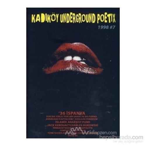 Kadıköy Underground Poetix 3. Cilt