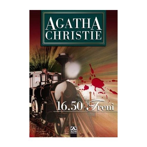 16.50 Treni ( 4.50 From Paddington ) - Agatha Christie