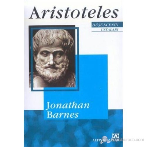 Aristoteles Düşüncenin Ustaları