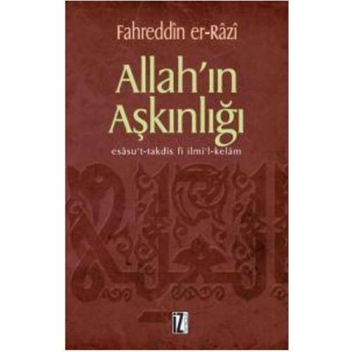 Allah'ın Aşkınlığı - Fahreddin er-Razi