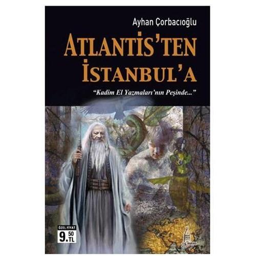 Atlantis'ten İstanbul'a Kadim El Yazmaları'nın Peşinde (Cep Boy) - Ayhan Çorbacıoğlu