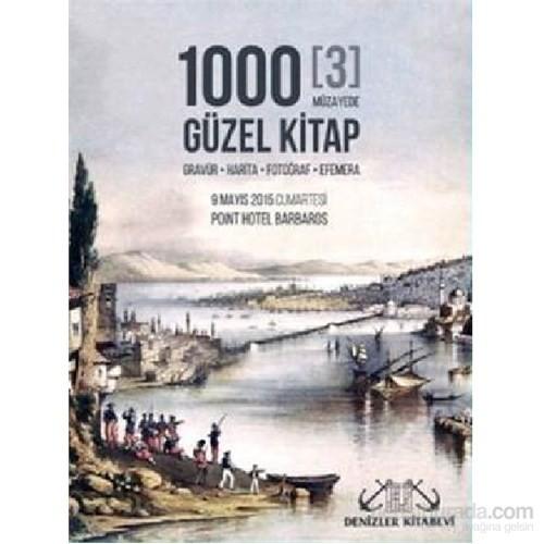 1000 Güzel Kitap Gravür Harita Fotoğraf Efemera - M. Turgay Erol
