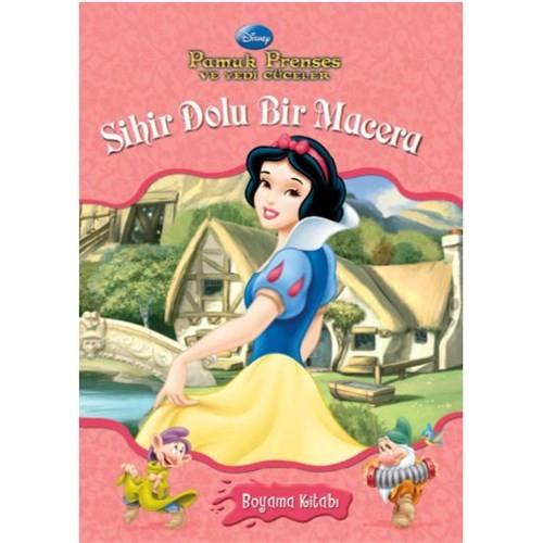 Pamuk Prenses Sihir Dolu Bir Macera Suluboya Kitabi Kolektif Fiyati