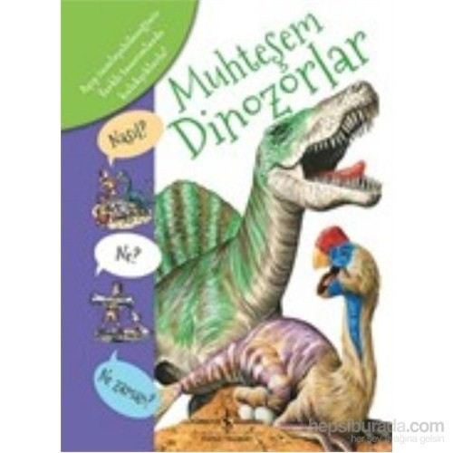 Muhteşem Dinozorlar-Anita Ganeri