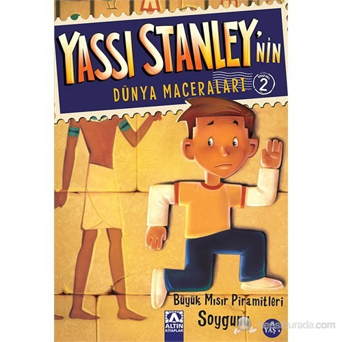 Yassı Stanley'nin Dünya Maceraları 2 - Büyük Mısır Piramitleri Soygunu