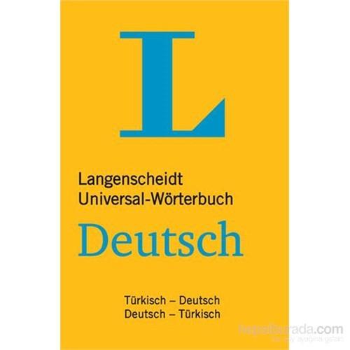 Langenscheidt Türkçe - Almanca Sözlük