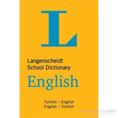 Langenscheidt Okul Sözlüğü