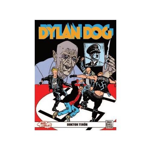 Dylan Dog Sayı: 33 Doktor Terör - Zed-Sergio Bonelli