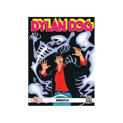 Dylan Dog Sayı: 34 - Hayaletler