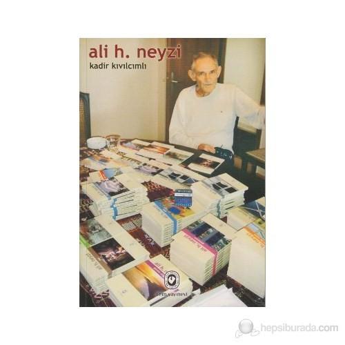 Ali H. Neyzi