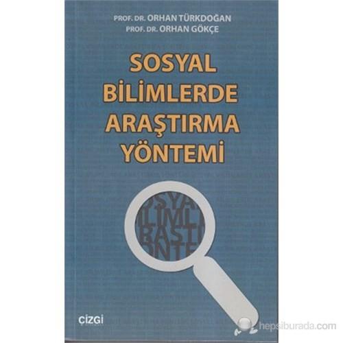 Sosyal Bilimlerde Araştırma Yöntemi-Orhan Türkdoğan