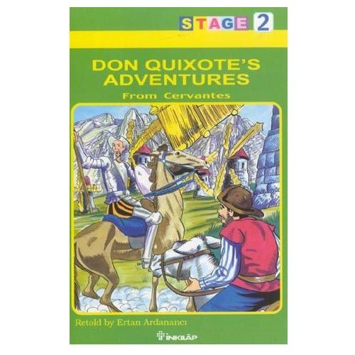 Don Quixotes Adventures Stage 2